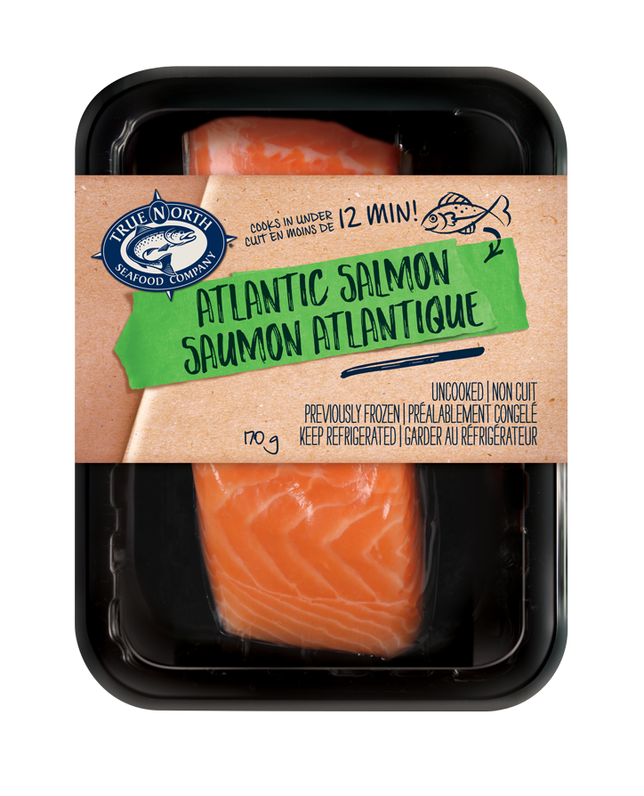 ATLANTIC SALMON PORTIONS Image