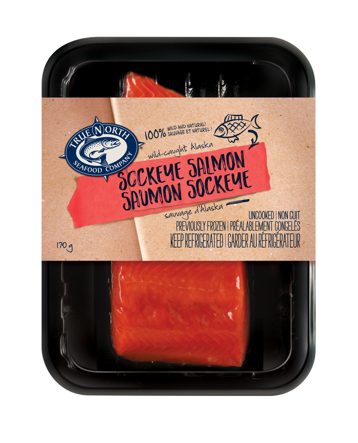 SOCKEYE SALMON PORTIONS Image
